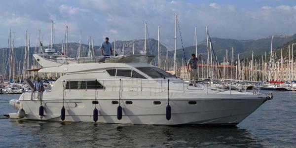 Ferretti Yachts 150 FERRETTI - FERRETTI 150 - exteriors