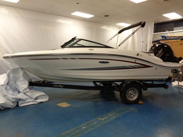 Sea Ray 19 SPX OB All Sport