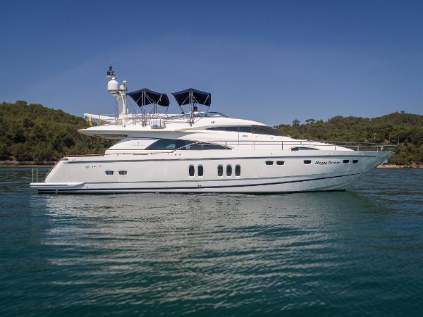 Fairline Squadron 74 Fairline Squadron 74 For Sale