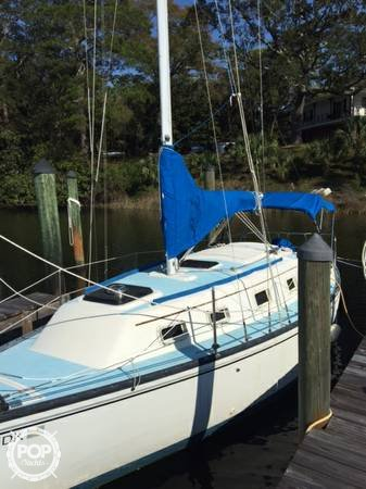 Hunter 27 CHERUBINI 1980 Hunter 27 Cherubini for sale in Panama City, FL