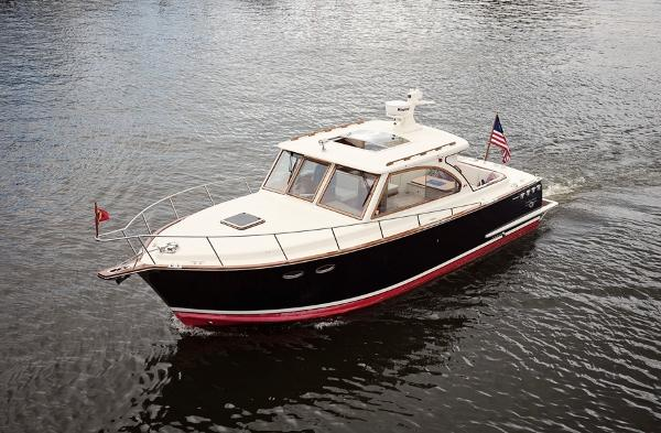 Vicem Windsor Craft 36 Hardtop