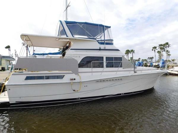 Chris-Craft 426 Catalina Main Profile