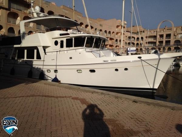 Selene 54 Ocean Trawler Selene 54 Ocean Trawler