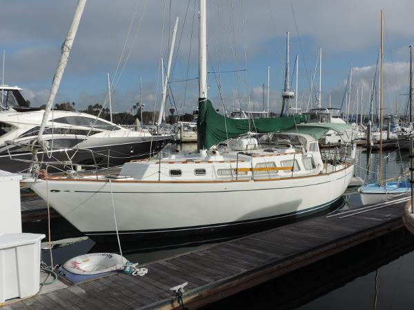 Challenger Boats 40 Sloop