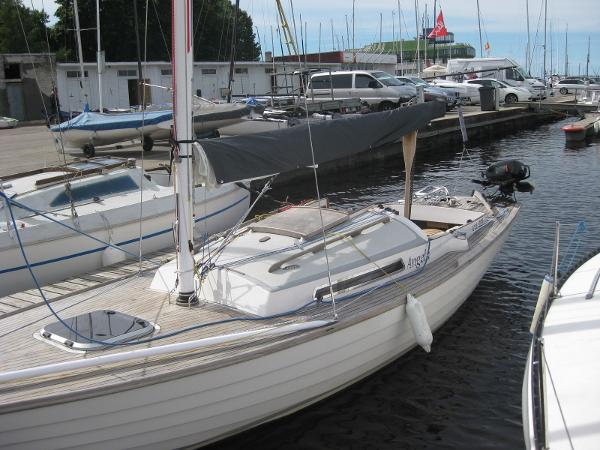 Nordic Folkboat 26