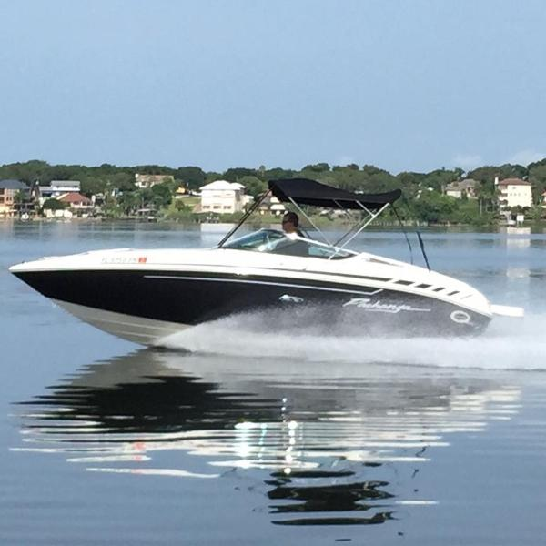 Sea Ray 22 Pachanga