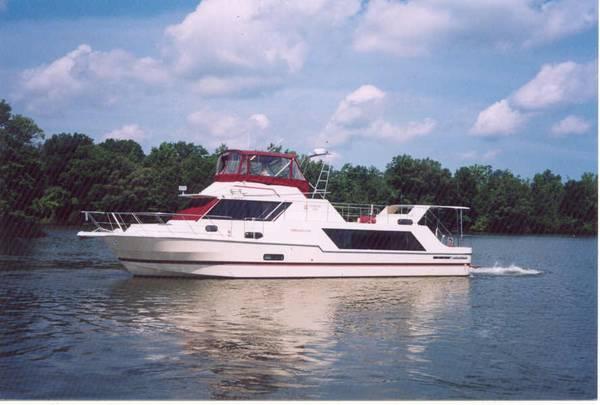 Harbor Master 520 Coastal Cruiser