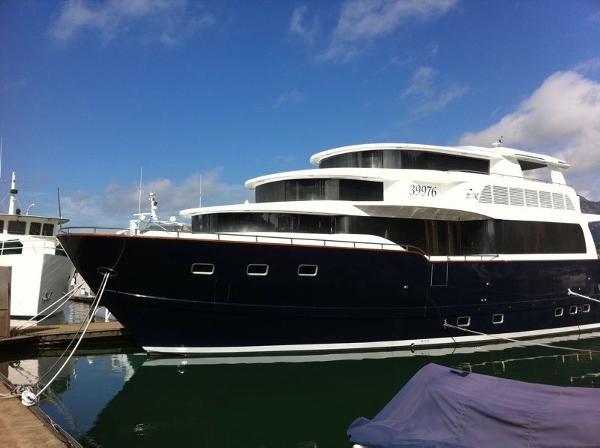 Bondway Houseboat