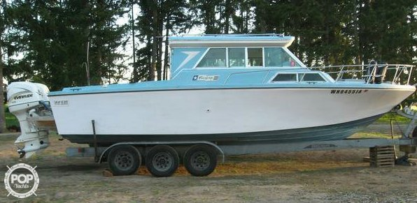 Fiberform 28 1972 Fiberform 28 for sale in Roy, WA