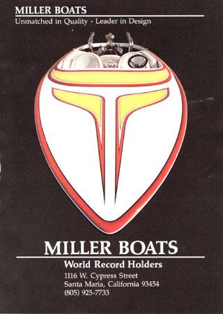 Miller Marine ski