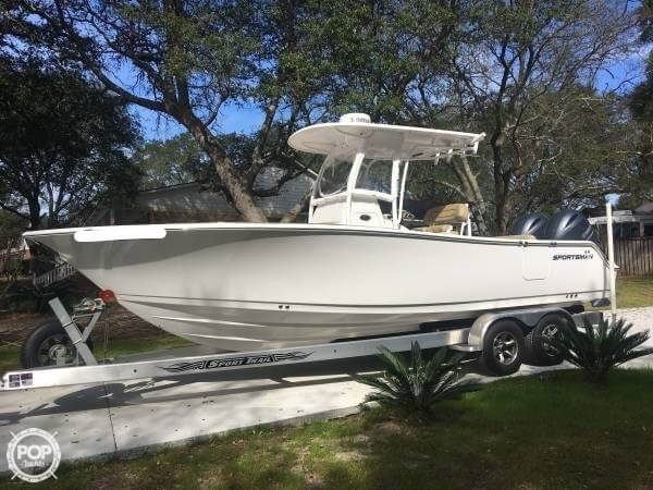 Sportsman 252 Open CC 2016 Sportsman 252 Open CC for sale in Saraland, AL