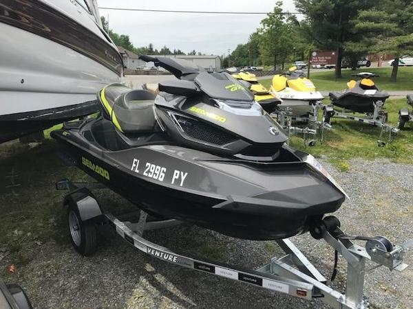 Sea-Doo GTX LTD 260 iS