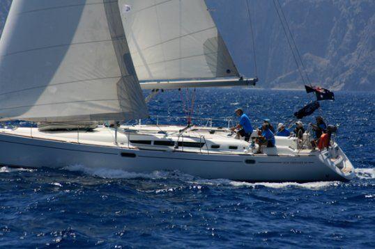 Jeanneau Sun Odyssey 49 main