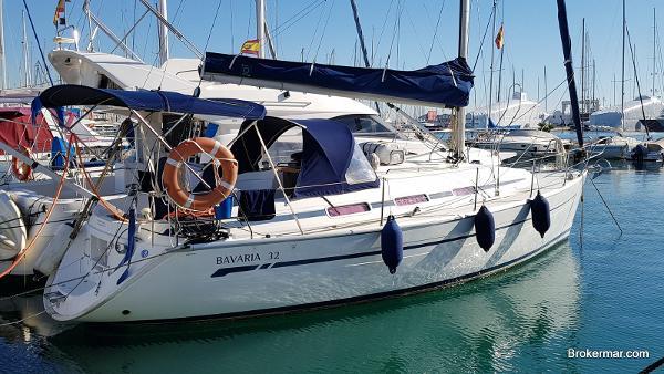 Bavaria 32 Sailing boat Bavaria 32 2003