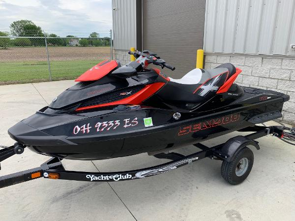 Sea-Doo RXT-X 260 RS