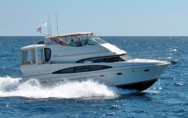 Carver 466 Motor Yacht 2002 Carver 466 Motor Yacht
