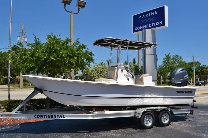 Twin Vee 220 BAY CAT