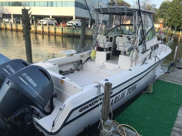 Grady-White Sailfish 27