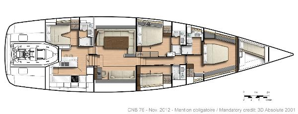 CNB 76 Layout Plan