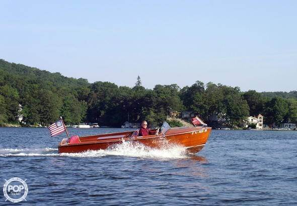 Chris-Craft 17 Sport Utility 1957 Chris-Craft 17 Sport Utility for sale in Brevard, NC