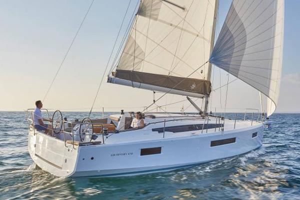 Jeanneau Sun Odyssey 410 Jeanneau image similar boat