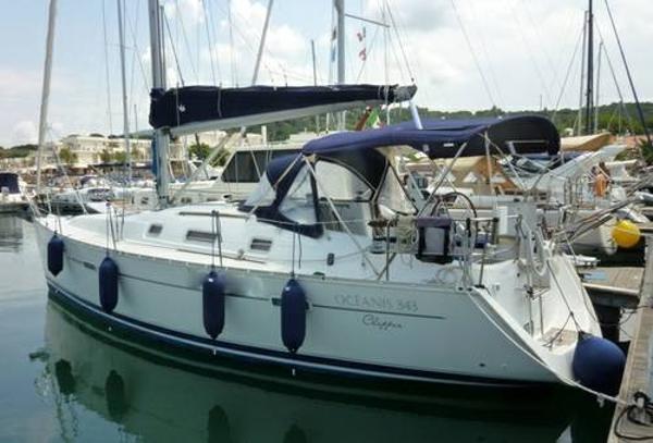 Beneteau Clipper 343