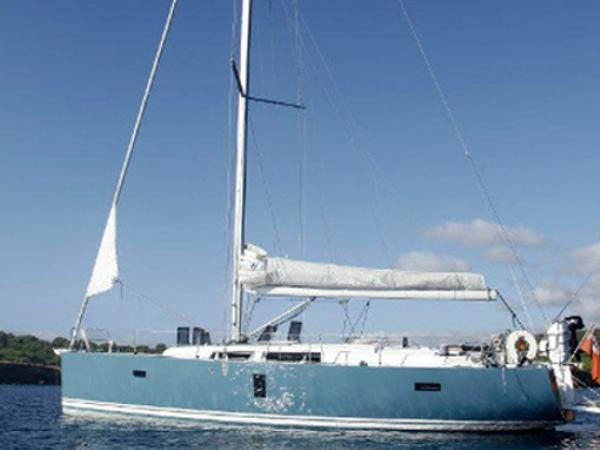 Hanse 445 Hanse 445 Sailling yacht for sale.