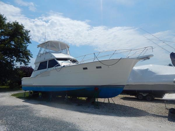 Hatteras 46 Convertible HP