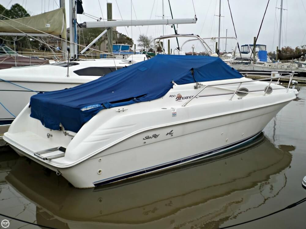 Sea Ray 250 Sundancer 1997 Sea Ray 250 Sundancer for sale in Kemah, TX