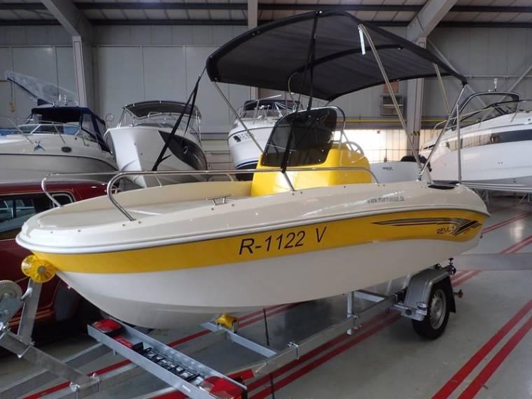 Remus Remus 450 Open VERKAUFT Motorboot
