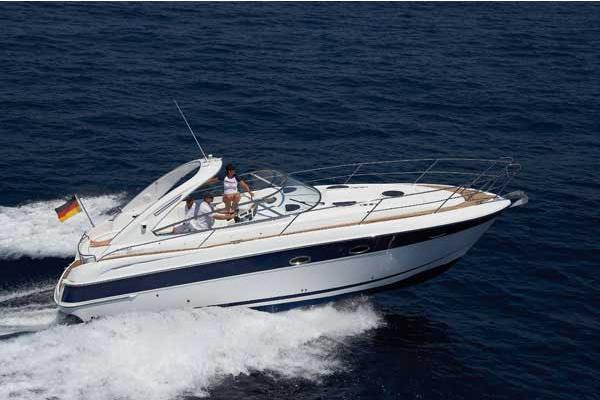Bavaria Motor Boats 33 Sport Manufacturer Provided Image