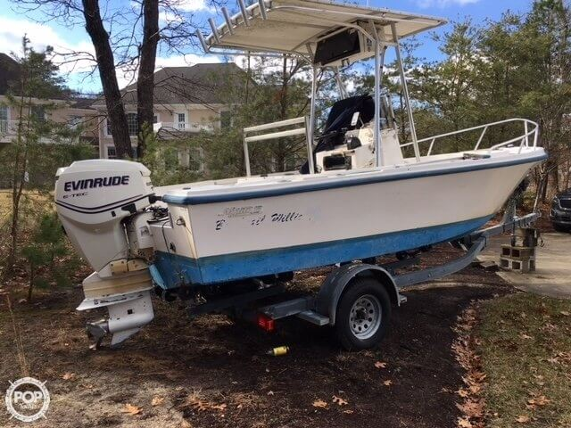 Mako 19 Center Console 1995 Mako 19 for sale in Cape May Court House, NJ