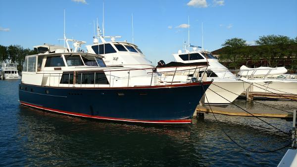 Stephens Brothers 48 Cruiser