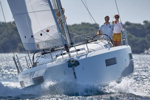 Jeanneau Sun Odyssey 440 Manufacturer Provided Image