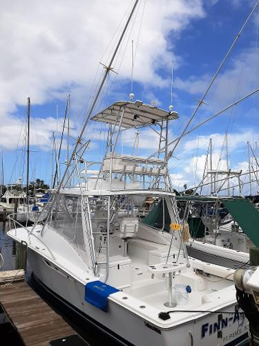 Luhrs 320 Open Sportfish