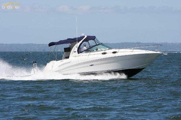 Sea Ray Sundancer 335