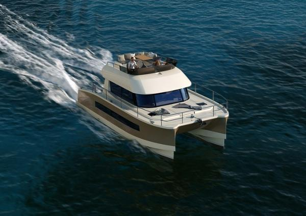 Fountaine Pajot MY 37 Manufacturer Provided Image: Fountaine Pajot MY 37