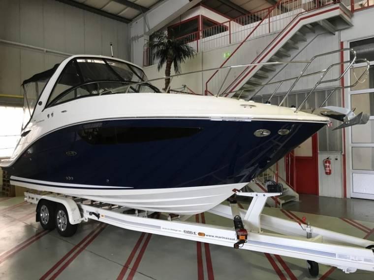 Sea Ray Sea Ray 265 DAE wie neu Motorboot