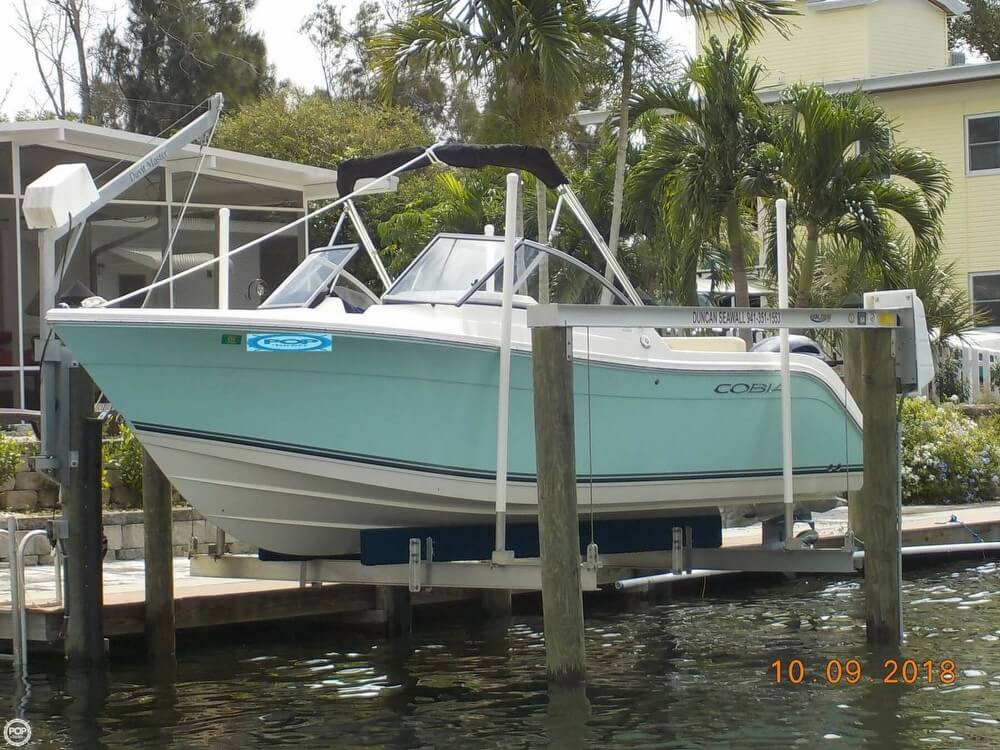 Cobia 220 DC 2015 Cobia 220 DC for sale in Bradenton, FL