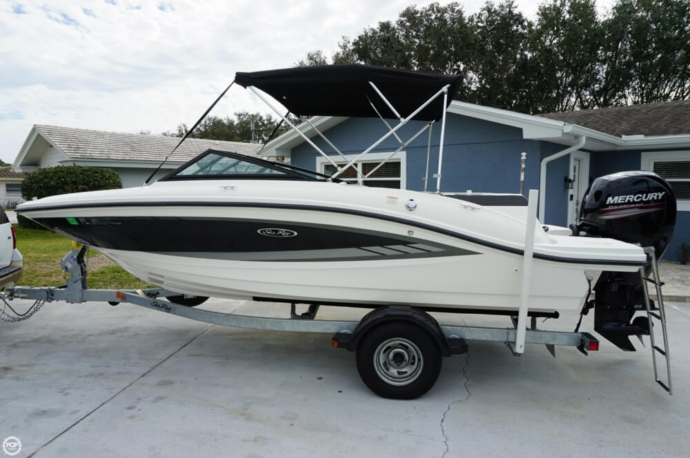 Sea Ray 19 SPX 2016 Sea Ray 19 SPX for sale in Dunedin, FL