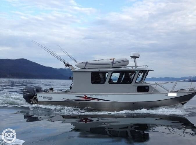 Hewes 260 Pacific Cruiser 2011 Hewes 26 for sale in Juneau, AK