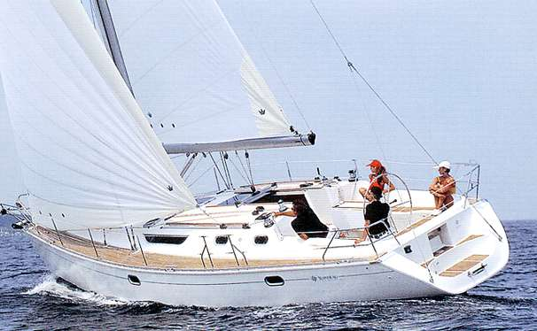 Jeanneau Sun Odyssey  42.2 Manufacturer Provided Image