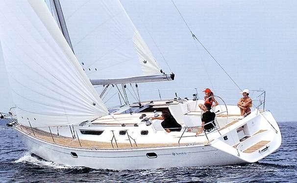 Jeanneau Sun Odyssey  42.2 Manufacturer Provided Image