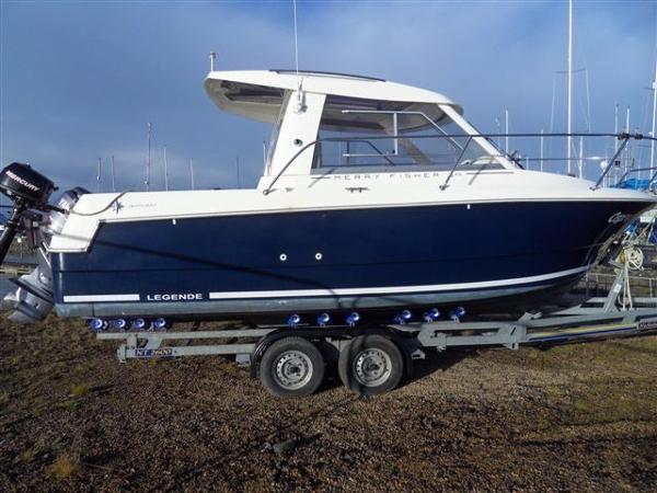 Jeanneau Merry Fisher 645 Legende Jenneau Merry Fisher 645