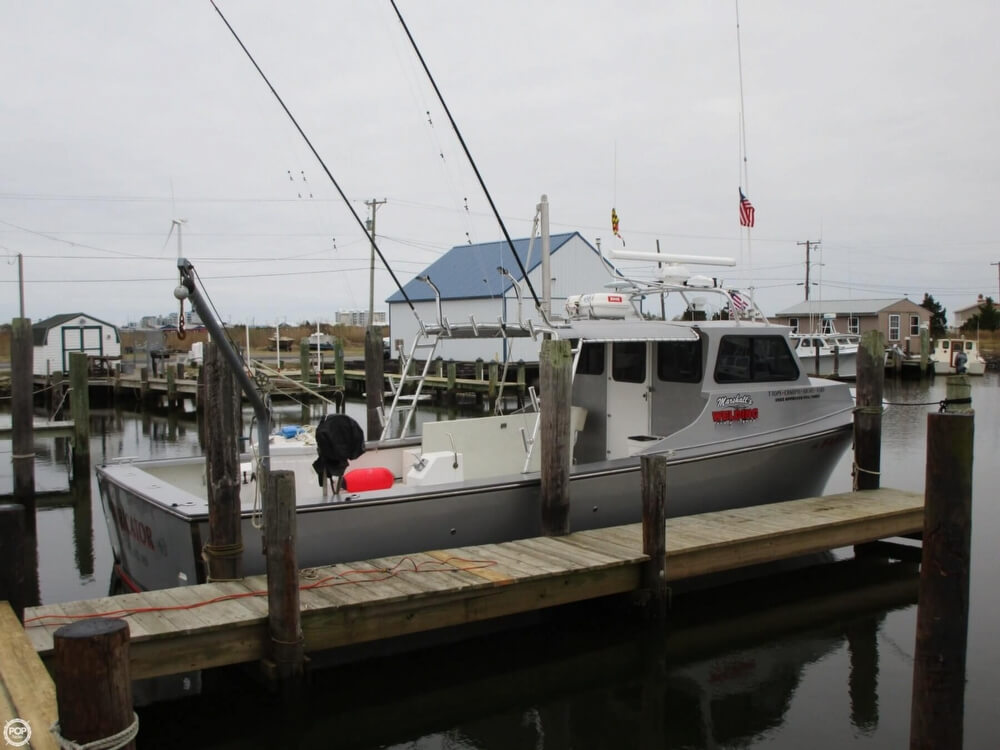 Custom-Craft 36 2007 Custom 36 for sale in Crisfield, MD