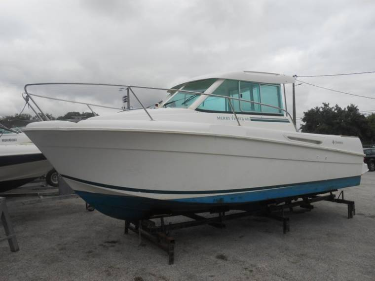 Jeanneau JEANNEAU MERRY FISHER 655