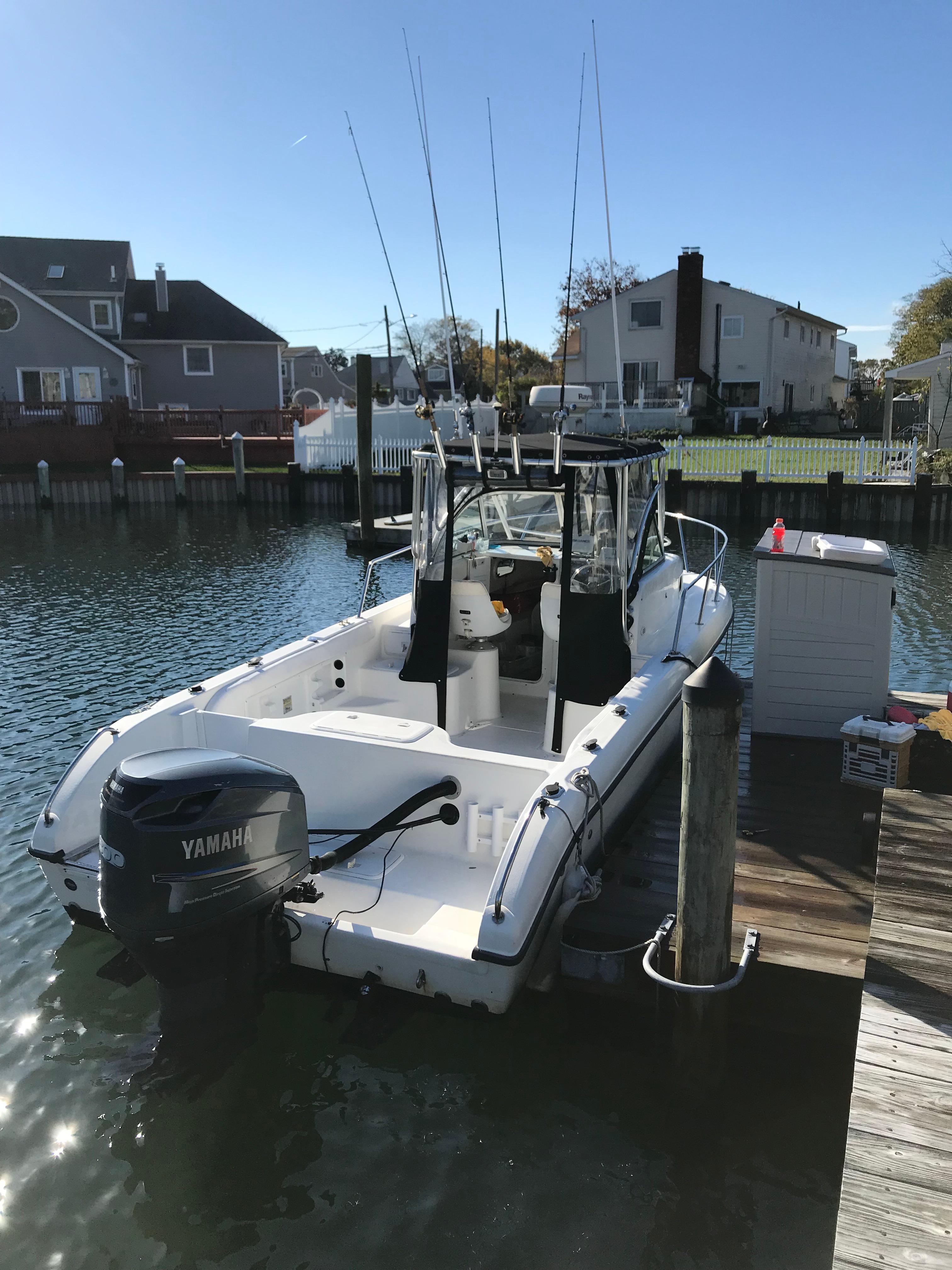 Carolina Skiff 24 Seachaser Offshore Series