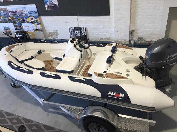 Avon Seasport 440 Deluxe NEO 60hp In Stock