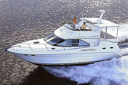 Sea Ray 370 Aft Cabin Manufacturer Provided Image