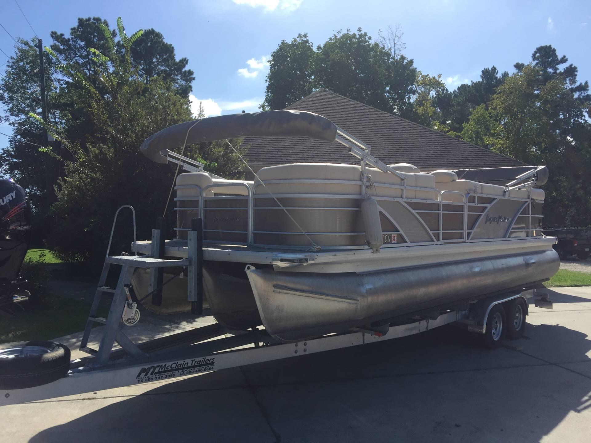 2015 Aqua Patio AP 240 Elite Kingsland Texas boats